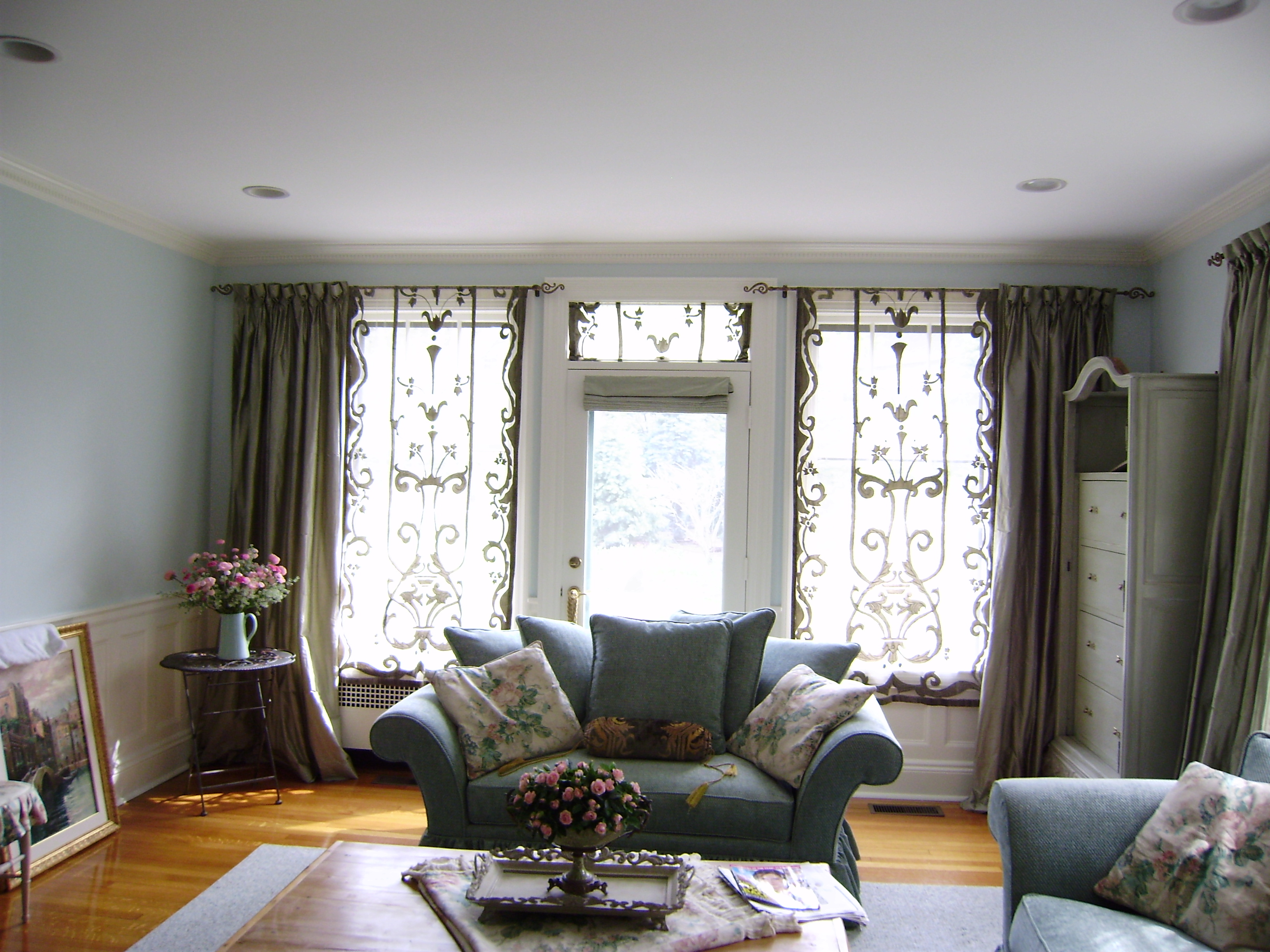 window treatment ideas for family room glamorous best 25+ family