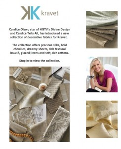 Candice Olson Collection from Kravet