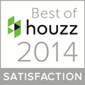 Best of Houzz 2014 - Client Satisfaction